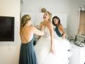 Sjov med brudepigerne