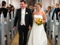 Brudepar i Villingerød kirke