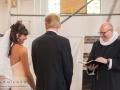 Et glad brudepar