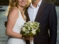 Et dejligt brudepar