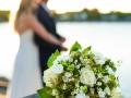 Den smukke brudebuket