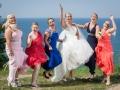 Brudepiger i hopla