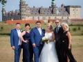 Gruppebillede ved Kronborg