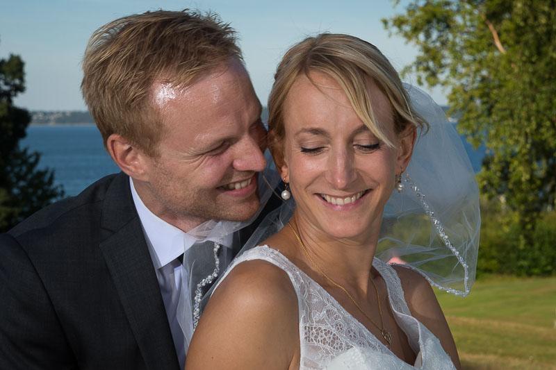 Brudepar i Helsingør