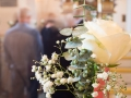 Udsmykning til bryllup i Lille Lyngby Kirke